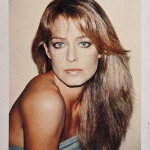 Original Polaroid print of Farah Fawcett by Andy Warhol. Image courtesy of LiveAuctioneers.com Archive and Dreweatts and Bloomsbury.