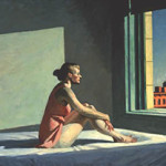 Edward Hopper, 'Morning Sun,' 1952, oil on canvas, Columbus Museum of Art; Howald Fund Purchase.