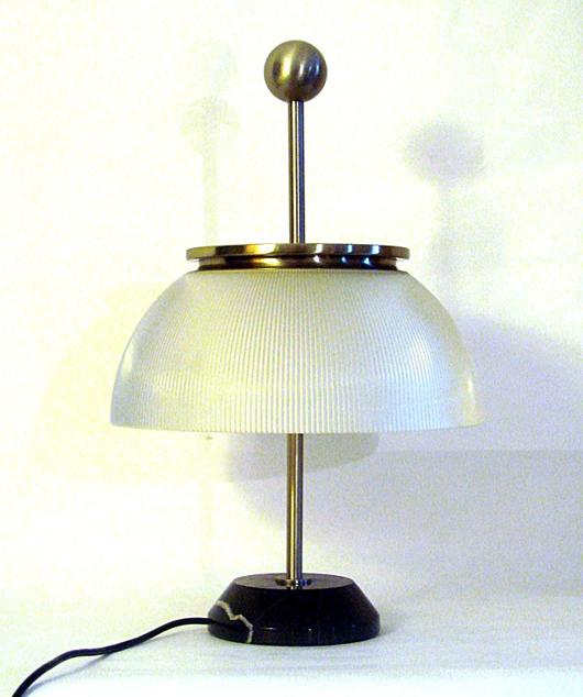 Artemide, Sergio Mazza, table lamp. Nova Ars image.