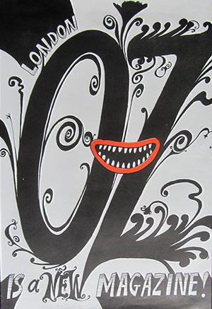In Memoriam: Australian psychedelic artist Martin Sharp, 71