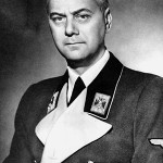 Alfred Rosenberg, who authored the diary. The influential Nazi Party member was convicted at Nuremberg of war crimes and hanged in 1945. Image courtesy of Wikimedia Commons.