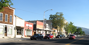 Downtown Ephraim, Utah. Image by Ken Lund. This file is licensed under the Creative Commons Attribution-Share Alike 2.0 Generic license.