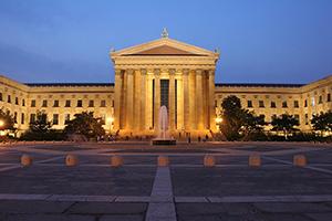 Philadelphia Museum of Art. Image courtesy of the Philadelphia Museum of Art.