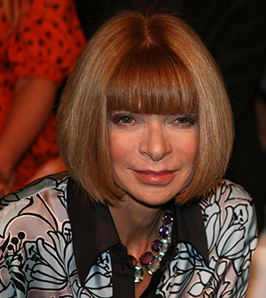 First Lady hails Anna Wintour at Costume Center opening