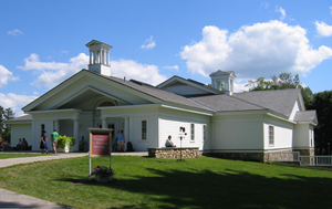 The Norman Rockwell Museum in Stockbridge, Mass. Image by Melongrower. This file is licensed under the Creative Commons Attribution-Share Alike 3.0 Unported license.