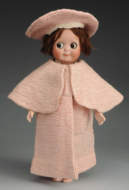 JDK 221 googly doll, est. $3,000-$4,000. Morphy Auctions image.