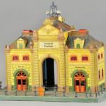 Marklin Grand Central Train Station, est. $6,000-$7,000. Bertoia Auctions image