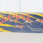 Wolverine Gee-Wiz horse racing game. Image courtesy of LiveAuctioneers.com archive and Mark Mattox Auctioneer.