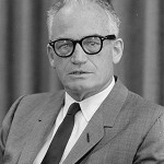 Barry Goldwater. Image courtesy of Wikimedia Commons.