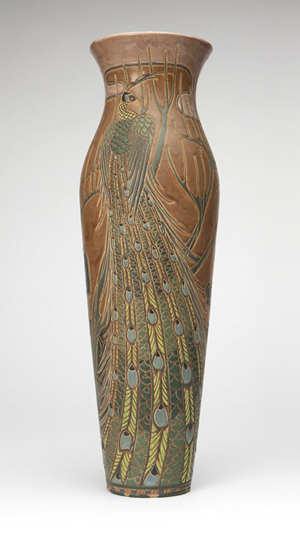 John Moran auction sets record for American art pottery
