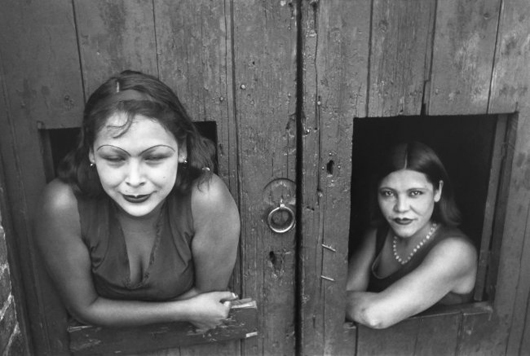 Henri Cartier-Bresson (1908-2004), 'Calle Cuauhtemocztin, Mexico City, 1934,' gelatin silver print, printed no later than 1984, signed in black ink with photographer's blind stamp in the margin. Estimate: £4,000-£6,000. Dreweatts & Bloomsbury Auctions image.