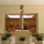 Lobby of the Norton Simon Museum in Pasadena, California. Taken by Clayoquot in 2006, licensed under the Creative Commons Attribution-Share Alike 3.0 Unported license.