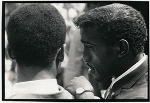 Bob Adelman, 'March on Washington, Sammy Davis Jr. 1963.' Image courtesy of LiveAuctioneers.com archive and Bassenge.