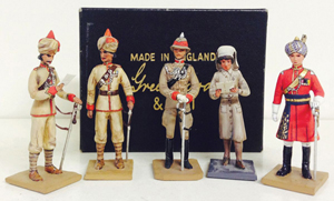 Old Toy Soldier to auction James Henderson collection June 27-29