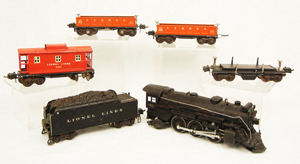 Stephenson's to auction dolls, toys and Lionel trains, June 20