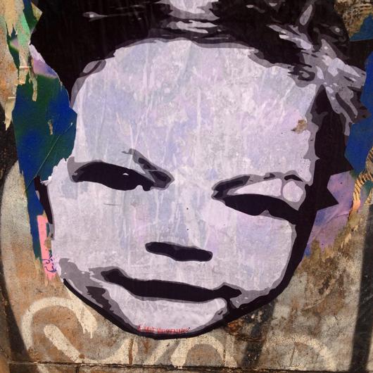 Baby, Mactruk, 190 Bowery, New York City. Photo via globalgraphica.com.
