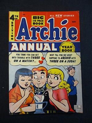 Adult archie comics