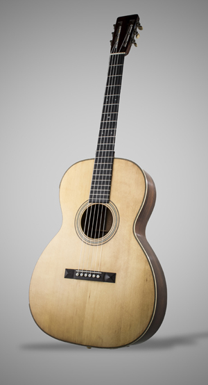 Martin 1926 00-28 Natural Acoustic Guitar, serial number 25243, with Brazilian rosewood back and sides. Estimate: $10,000-15,000. Capo Auction Fine Art and Antiques image.