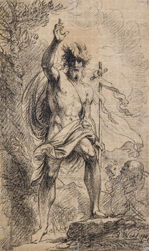 Benjamin West artworks sell for £138,880 at Dreweatts & Bloomsbury