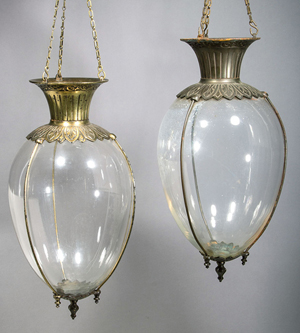 Sample of a collection of apothecary store fixtures and accessories. Jeffrey S. Evans & Associates image.