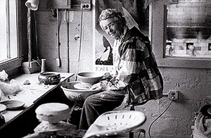 Aileen Osborn Webb, founder of the Museum of Contemporary Crafts, now the Museum of Arts and Design. MAD image.