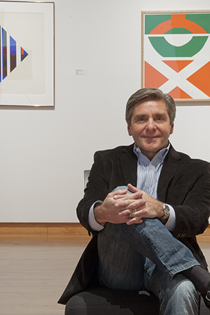 Charles Shepard, executive director of the Fort Wayne Museum of Art. Image courtesy of Fort Wayne Museum of Art.