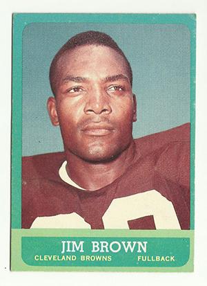 Dealer countersues Jim Brown in NFL title ring dispute