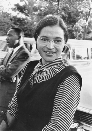 Rosa Parks Archive Heads To Library Of Congress