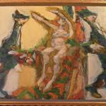 Harry Sefarbi (American, 1917-2009), 'Hello Lover.' Image courtesy of Wayne Art Center