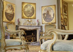 La casa di Milano del conte e della contessa Martignone, courtesy Bonhams