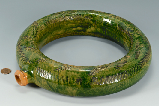 , Ceramics Collector: Christopher Haun, patriot potter