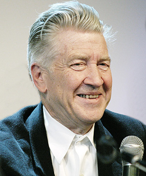 American film director David Lynch. Image by Sasha Kargaltsev. This file is licensed under the Creative Commons Attribution 2.0 Generic license.