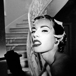 'Cigar Lady No. 4, San Marino 1995' - 20 X 24 inch silver gelatin print, framed, signed. $5,000. New York Series 2014. Image courtesy of The Lilac Gallery.