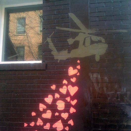Gilf, 'To Tehran With Love,' New York City. Photo by Ilana Novick