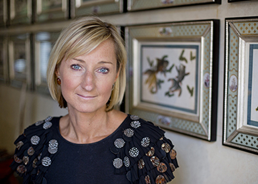 Sarah Percy-Davis, who recently stepped down as chief executive of the UK antiques trade association LAPADA, has started her own art market consultancy. Image courtesy of Sarah Percy-Davis.
