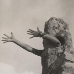 Claude Cahun (French, 1894-1954), 'I Extend My Arms,' 1931 or 1932. Cophyright the estate of Claude Cahun.