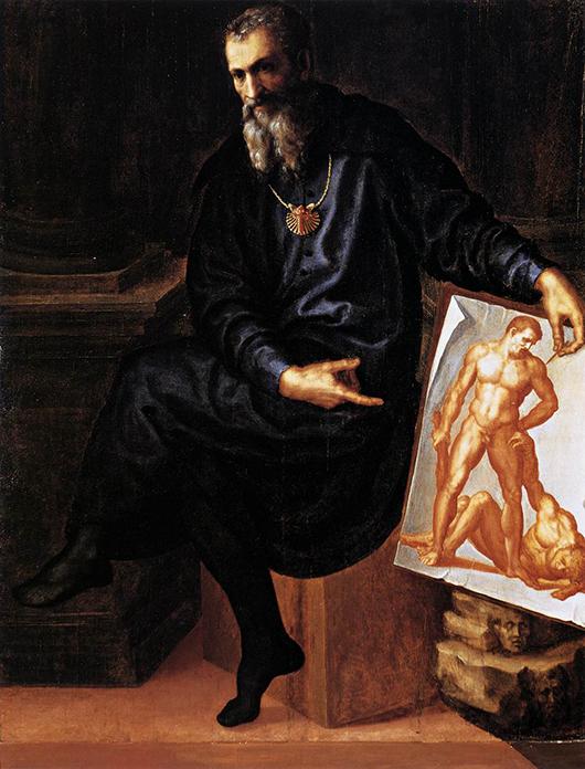 Baccio Bandinelli, 'Self-Portrait,' about 1545, Isabella Stewart Gardner Museum, Boston