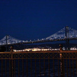 View of the San Francisco-Oakland Bay Bridge. Image by Allan J. Cronin. This file is licensed under the Creative Commons Attribution-ShareAlike 3.0 Unported license.