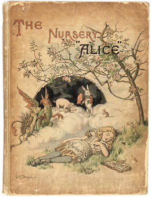 'The Nursery Alice.' PBA Galleries image.