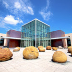 The new North Dakota Heritage Center and State Museum. Photo credit: SHSND, Brian Austin.