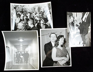 Photographers who covered JFK donate collections