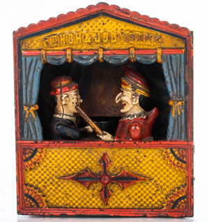 Gray's auction features mechanical banks, Matchbox toys Dec. 10