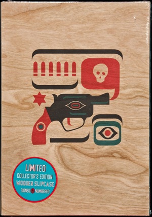 Limited collector's edition of Michael Chabon's 'The Yiddish Policemen's Union,' in wooden slipcase. Image courtesy of LiveAuctioneers.com archive and PBA Galleries.