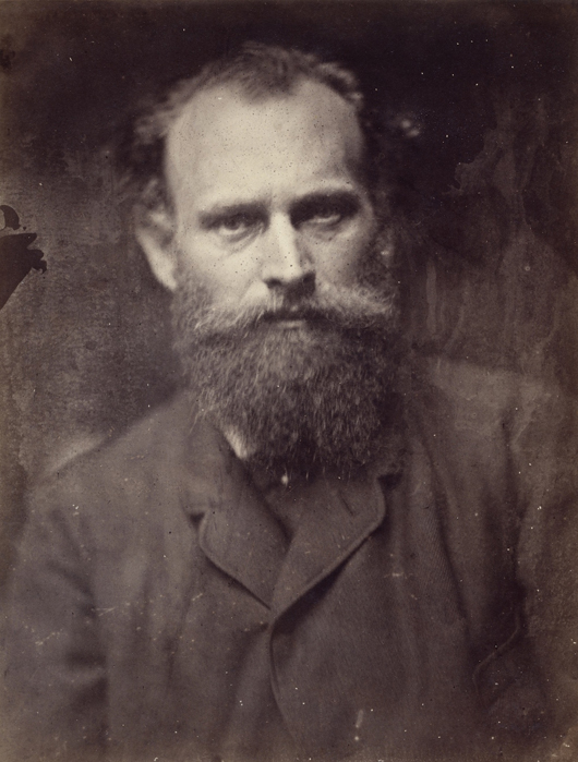An 1868 photograph of the French painter Édouard Manet by David Wilkie Winfield, to be included in 'Homage to Manet' at Norwich Castle Museum from Jan. 31 to April 19. Image courtesy ©Royal Academy of Arts, London. Photograph: Prudence Cuming Associates Limited