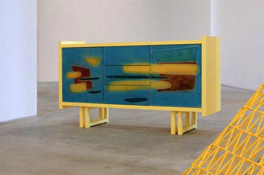 Alessandro Guerriero, Alchimia cabinet. Estimate €25,000-30,000. Nova Ars image