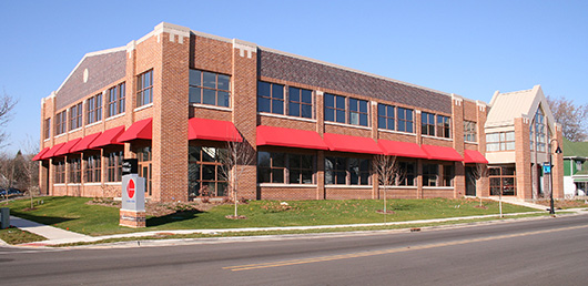 The Studebaker National Museum in South Bend, Ind. The auto company was based in South Bend. Image courtesy of Wikimedia Commons.