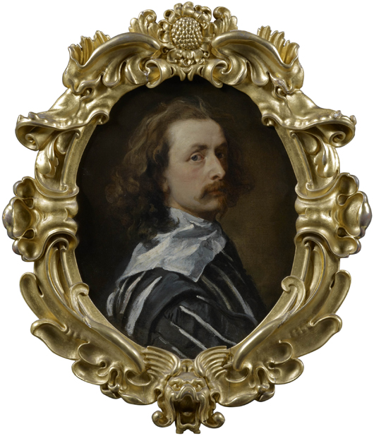 Van Dyck self-portait goes on display in UK with tour to follow