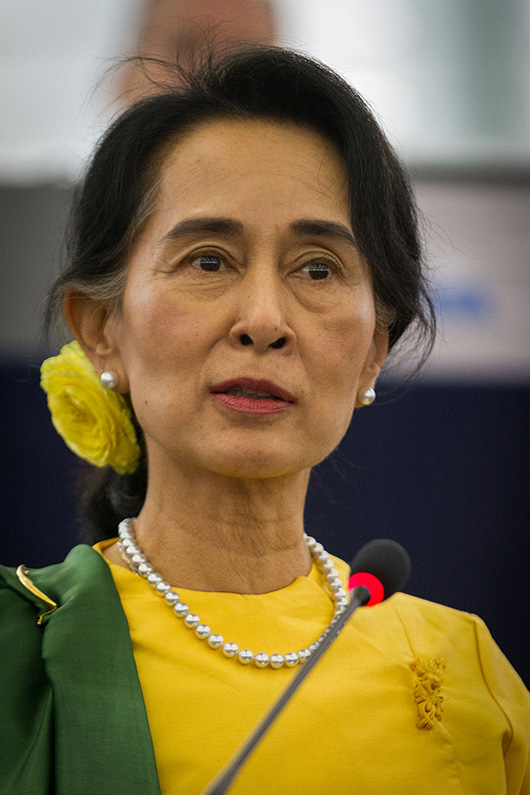 Relic of Myanmar's democracy movement to go up for auction