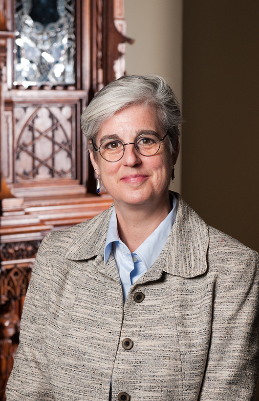 Catherine L. Futter. Photo by Mark McDonald, Nelson-Atkins Museum of Art