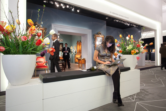 The European Fine Art Fair (TEFAF), arguably the most prestigious event in the European art fair calendar, opens on March 13 in Maastricht, the Netherlands. Image courtesy of TEFAF. Photo credit: Loraine Bodewes.